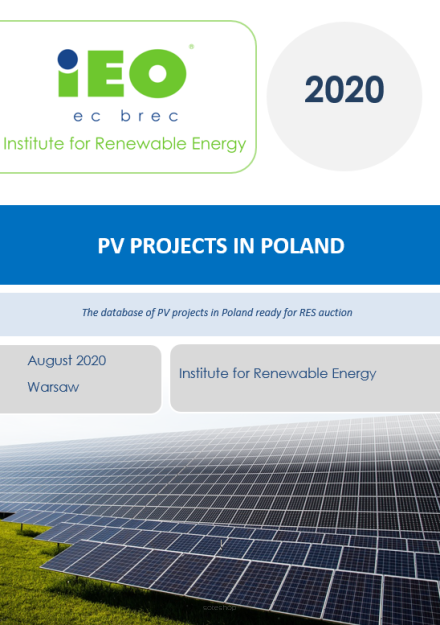 PV Projects in Poland- August 2020